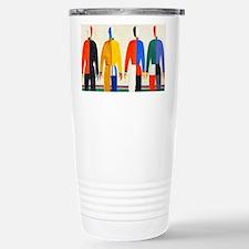 Unique Suprematism Travel Mug
