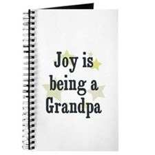 Joy is being a Grandpa Journal