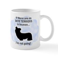 Skye Terriers In Heaven Mug