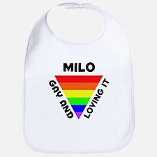 Milo Gay Pride (#006) Bib