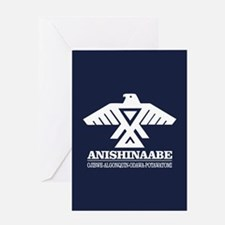Anishinaabe Greeting Cards