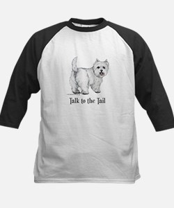 Westie Talk to the Tail Tee
