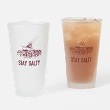 Stay Salty Drinking Glass