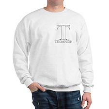 White T for Thompson Sweatshirt