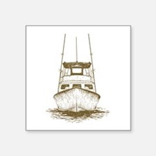 Fishing Boat Sticker