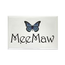 MeeMaw Rectangle Magnet