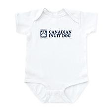 CANADIAN INUIT DOG Infant Bodysuit