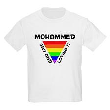Mohammed Gay Pride (#006) T-Shirt