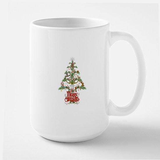 GOAT LOVERS CHRISTMAS TREE Mugs