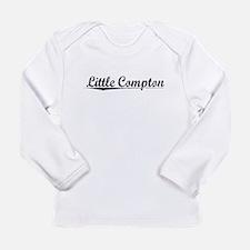 Little Compton, Vintage Long Sleeve T-Shirt