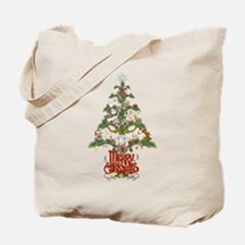 GOAT LOVERS CHRISTMAS TREE Tote Bag