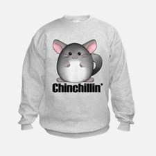 Chinchillin' Men's Shirt Sweatshirt