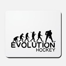EVOLUTION OF HOCKEY Mousepad