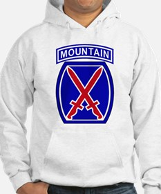 10th Infantry Division.PNG Sweatshirt