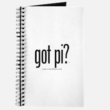 got pi? Journal