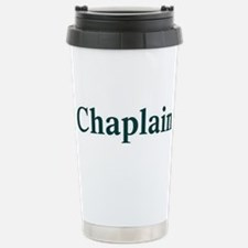 Cool Chaplain Travel Mug