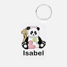 Isabel's Sweet Panda Keychains