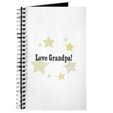 Love Grandpa! Journal