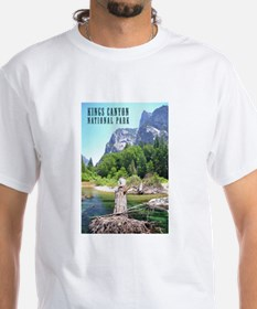 Kings Canyon National Park Tall T-Shirt