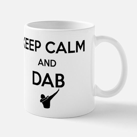 Keep Calm and Dabs Mugs