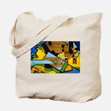 Still Life with a Guitar by Juan Gris Tote Bag