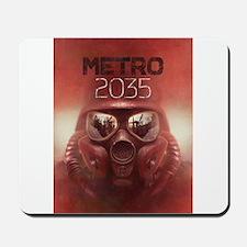Metro 2035 Main Mousepad