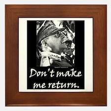 MacArthur Framed Tile