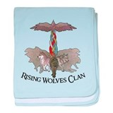Rising wolves clan Blanket