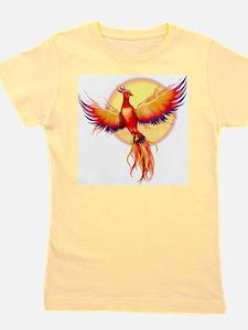 Phoenix Firebird Ash Grey T-Shirt