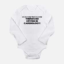 There's No Crying in Cardiology Body Suit