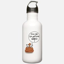 Funny Fossils Water Bottle