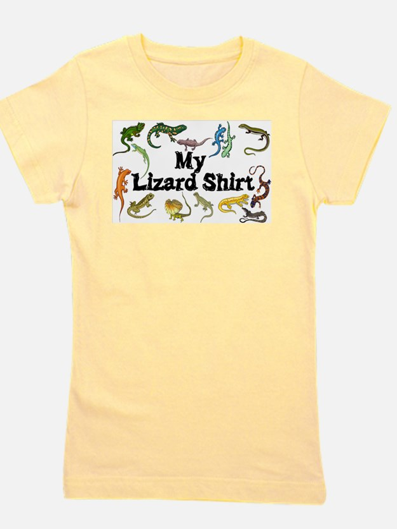 My Lizard Shir T-Shirt