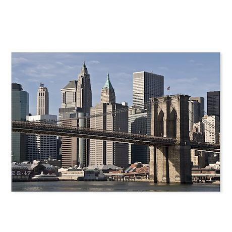 Manhattan Postcards (Package of 8)