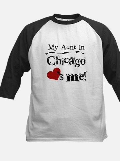 Aunt Chicago Baseball Jersey