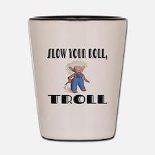 Unique Troll Shot Glass