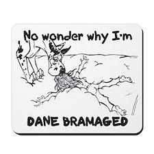 CH Dane Bramaged Mousepad