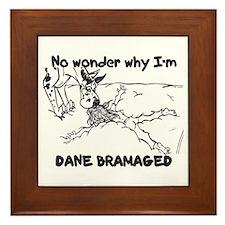 CH Dane Bramaged Framed Tile