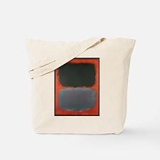 ROTHKO SHADES OF GREY AND ORANGE Tote Bag