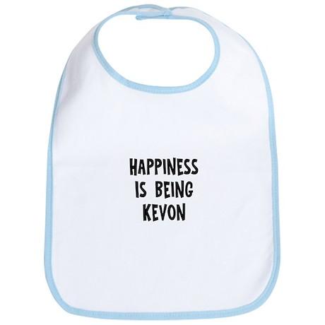 Happiness is being Kevon Bib