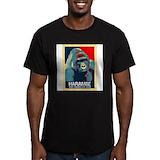 Harambe Fitted T-shirts (Dark)