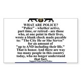 Thin blue line 10 Pack