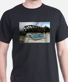 Tour boat, Talkeetna, Alaska T-Shirt