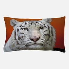 Cute White tiger Pillow Case