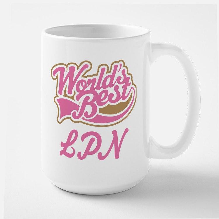LPN Licensed Practical Nurse Mugs