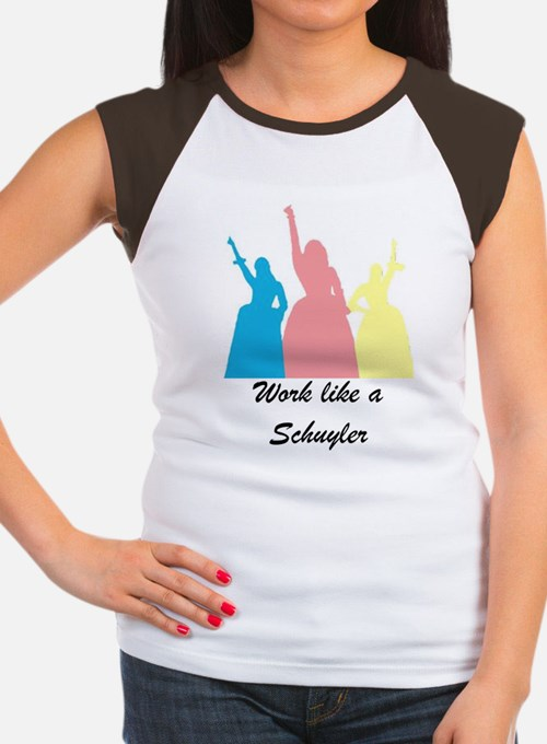 Work like a Schuyler T-Shirt