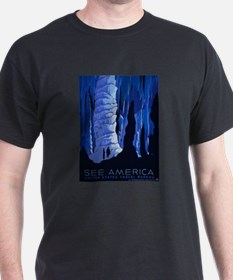 Vintage poster - See America T-Shirt