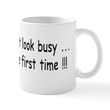 First Time Mug