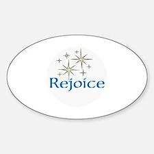 Rejoice, Decal