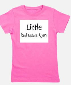 Little Real Estate Agen T-Shirt