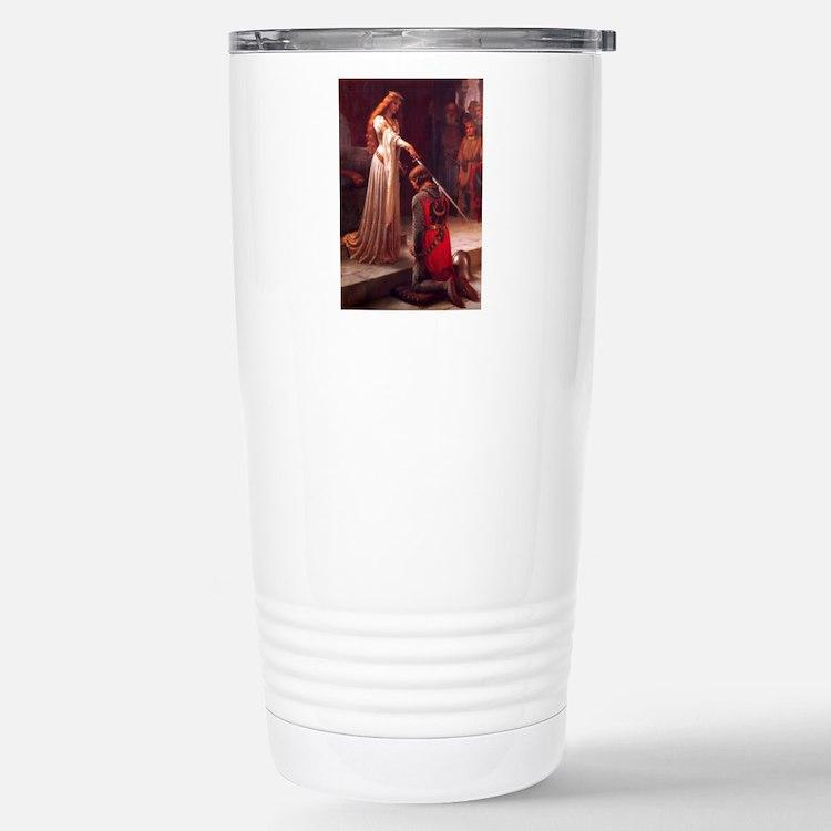Cute Leighton Travel Mug